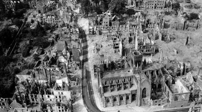 16 octobre : Les villes à l'épreuve de la Seconde Guerre mondiale