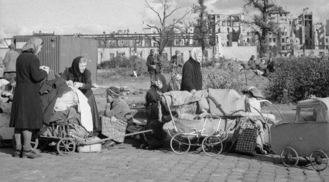22 février : Peuples de l'Est sur les routes de l'exil, 1939-1949