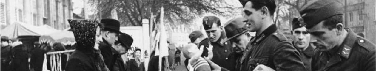 Autour de la Seconde Guerre mondiale